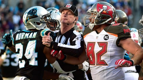 Buccaneers vs. Panthers