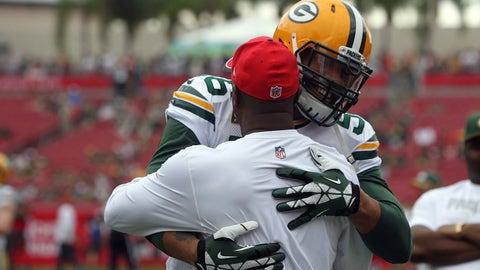 Buccaneers vs. Packers