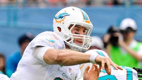 16. Miami Dolphins