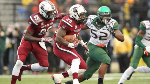 Miami vs. South Carolina