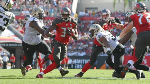 Buccaneers vs. Saints