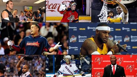Florida sports: 2014
