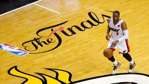 3. Heat reach Finals for fourth straight season