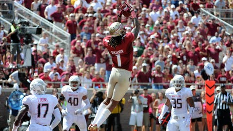 7. Florida State 63, Maryland 0 -- Oct. 5, 2013