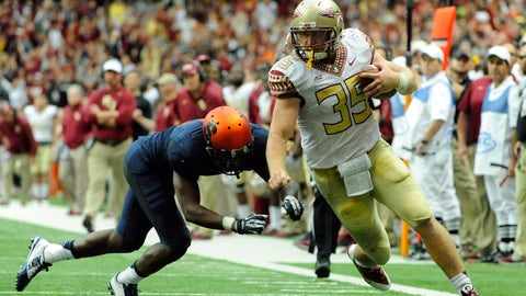22. Florida State 38, Syracuse 20 -- Oct. 11, 2014