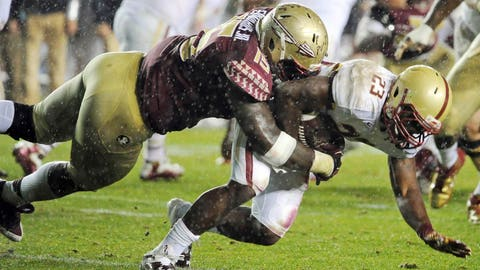 27. Florida State 20, Boston College 17 -- Nov. 22, 2014