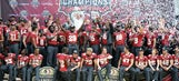 Florida State fans honor, celebrate national championship