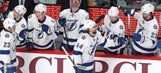 Nate Thompson scores twice as Lightning edge Canadiens in OT