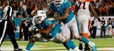 Dolphins' defensive line not the strength that was expected