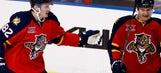 Panthers' Tomas Kopecky, Aleksander Barkov sustain injuries at Olympics