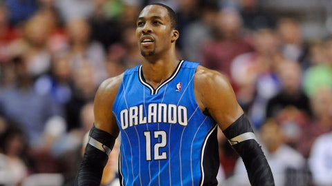 2004 No. 1 Pick: Dwight Howard (Orlando Magic)