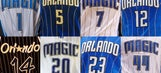 By the (jersey) numbers: Who wore it best for the Magic?