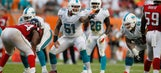 Dolphins exercise fifth-year option on center Mike Pouncey