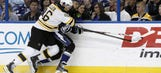 Lightning could learn from Bruins' grit as playoffs approach