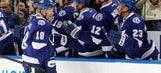 Steven Stamkos, Ondrej Palat help Lightning hold off Canucks 4-3