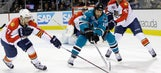 Brandon Pirri notches goal, assist as Panthers upend Sharks