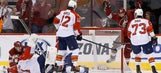 Late push comes up short for Panthers against Coyotes