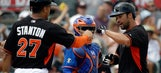 Marlins' split-squad upended by homer-happy Mets