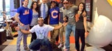 Marlins diehard to spend season with MLB Fan Cave