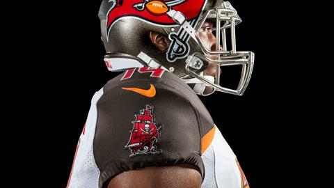 2014 Tampa Bay Buccaneers jersey