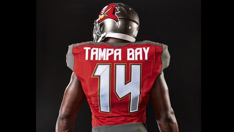 2014 Tampa Bay Buccaneers jersey