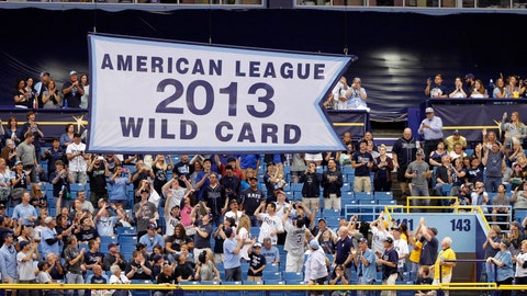 Rays Opening Day