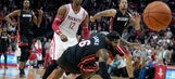 Heat Check: LeBron's last-second shot clangs out against Rockets