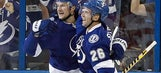 Changing of the guard: Stamkos returns as Lightning deal St. Louis