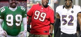 Former 'Canes Brown, Sapp, Lewis nominated for College Football Hall of Fame