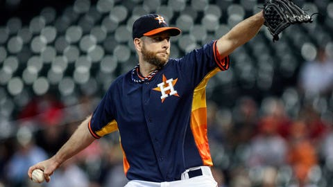 AL - Hot Pitcher -- Scott Feldman (Houston Astros)
