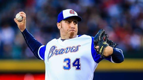 NL - Hot Pitcher - Aaron Harang (Atlanta Braves)
