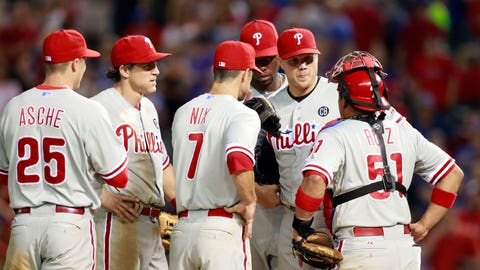 NL - Cold Team - Philadelphia Phillies