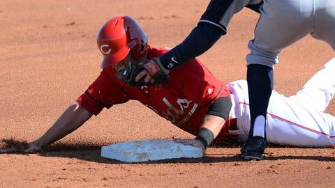 NL - Cold Hitter - Zack Cozart (Cincinnati Reds)