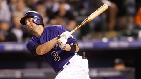 NL - Hot Hitter - Michael Cuddyer (Colorado Rockies)