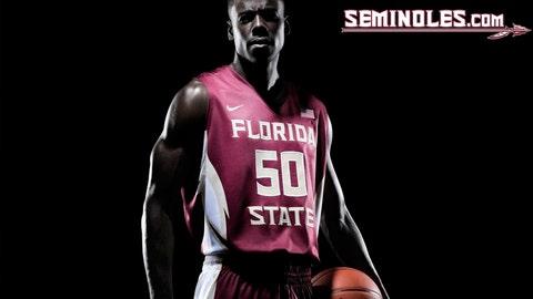 FSU basketball uniform