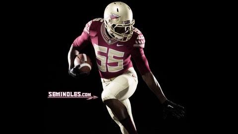 New FSU uniform