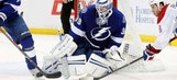 Lightning goalie Ben Bishop has successful wrist surgery