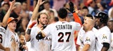 VIDEO: Watch Giancarlo Stanton's walk-off grand slam