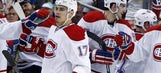 Rene Bourque scores twice in win over Bolts, Montreal lead series 2-0