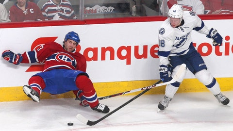 Lightning vs. Canadiens Game 3
