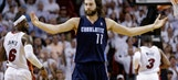 Bobcats forward Josh McRoberts fined $20K for hard foul on LeBron James in Game 2