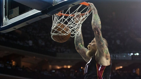 Heat vs. Bobcats Game 3
