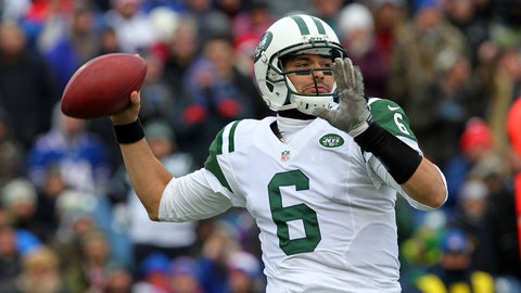 Mark Sanchez (fifth pick, 2009, New York Jets)