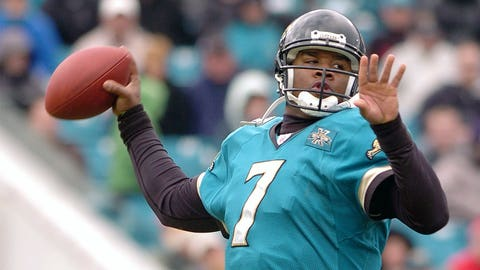 Byron Leftwich (seventh pick, 2003, Jacksonville Jaguars)