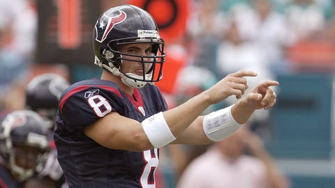 David Carr (first pick, 2002, Houston Texans)