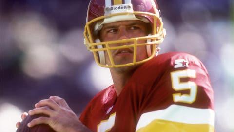 Heath Shuler (third pick, 1994, Washington Redskins)