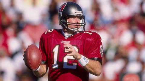 Trent Dilfer (sixth pick, 1994, Tampa Bay Buccaneers)
