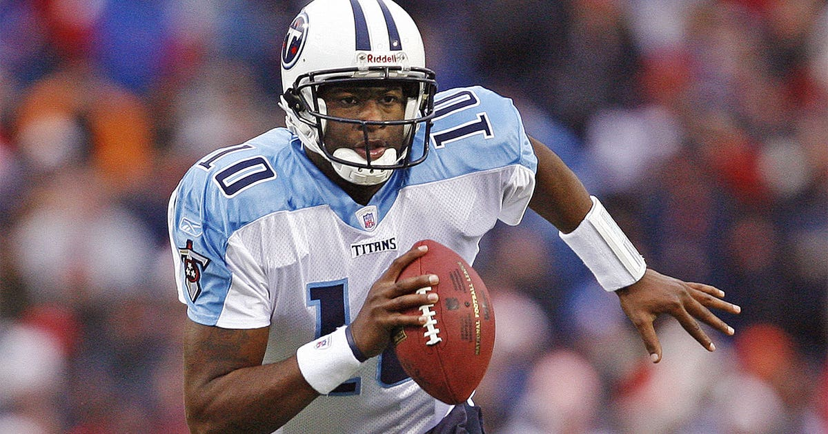 Vince Young wishes he'd 'shut up and just played football' | FOX Sports