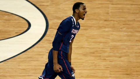 UConn F DeAndre Daniels; Raptors (2nd Round, 37th overall)