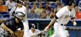 Stanton, McGehee spark rally as Marlins sweep Braves